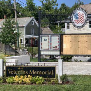 Danby's Verteran's Memorial